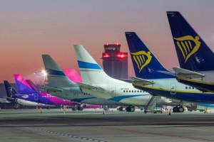 Lotnisko Katowice obsłużyło ok. 91 proc. mniej pasażerów