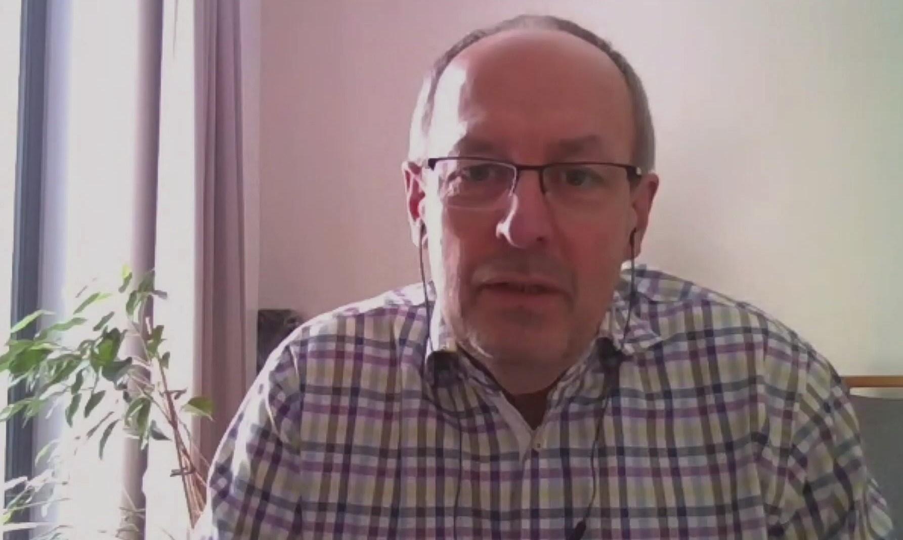Wojciech Gątkiewicz, prezes spółki Ferro.