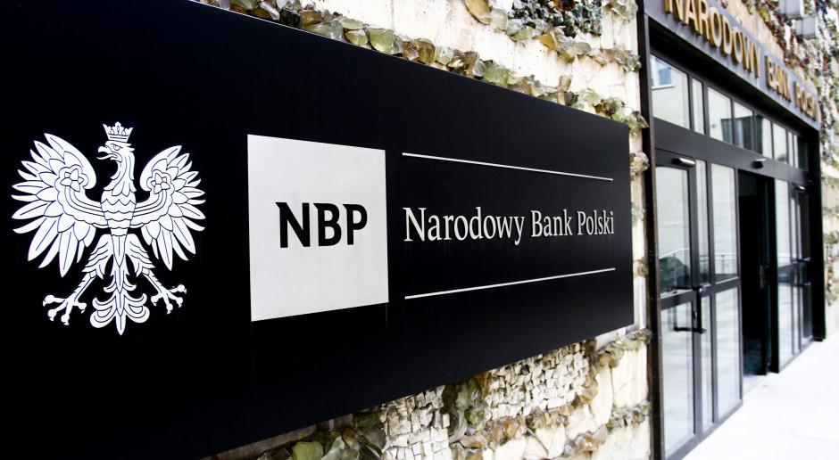 Wzrost relacji rezerw walutowych do PKB jednym z kluczowych zadań NBP