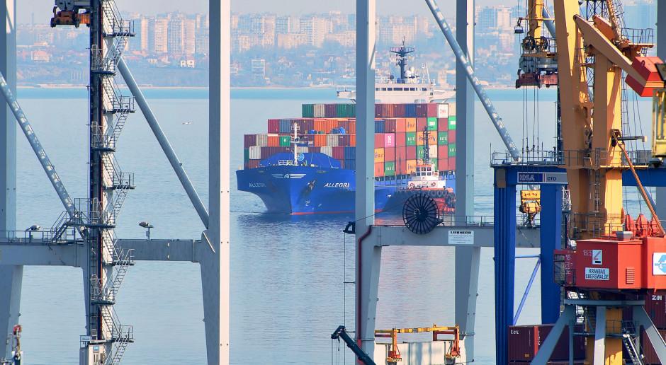 Port Gdańsk na 3. miejscu nad Bałtykiem pod względem przeładunków