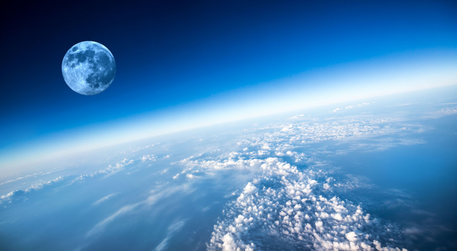 Firmy z Polski i USA podpisały list intencyjny dot. wydobycia helu-3 na Księżycu