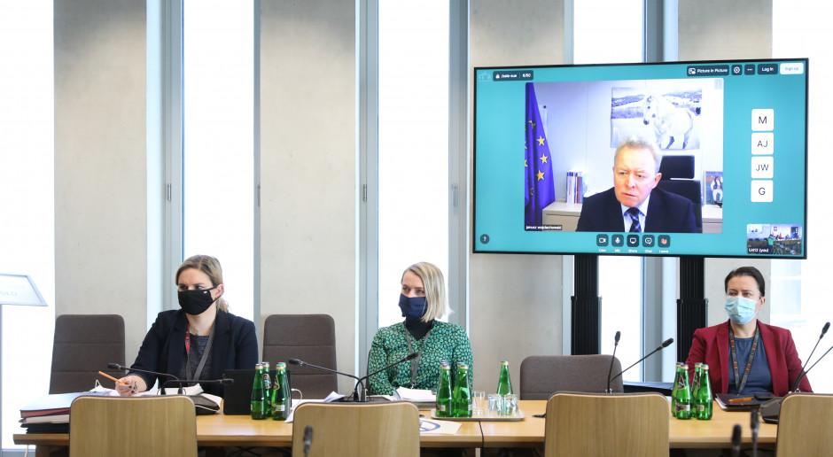 Wojciechowski: Europejski Zielony Ład to szansa, a nie zagrożenie