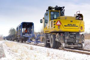 PKP PLK mają nadzór odbudowy linii kolejowej do lotniska Katowice