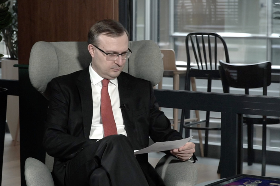 Paweł Borys: W latach 2022-23 spodziewam się inwestycyjnego boomu