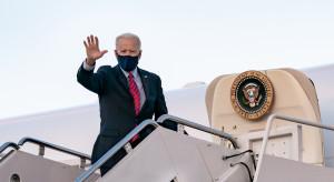 Odbyła się rozmowa Biden - Abbas