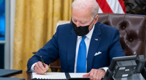 Biden powie, co zamierza zrobić w sprawie Arabii Saudyjskiej