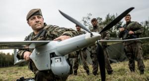 Drony latają u terytorialsów. Dobre, ale mało
