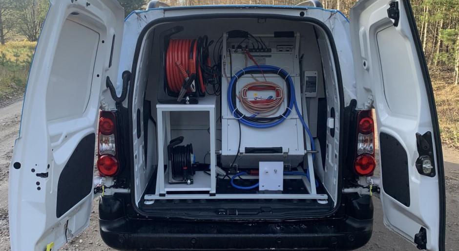Enea Operator testuje innowacyjny system lokalizacji awarii linii kablowych