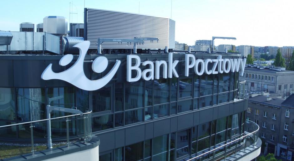 Bank Pocztowy wchłania markę EnveloBank