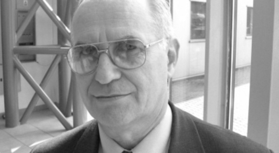 Zmarł prof. Wiesław Blaschke