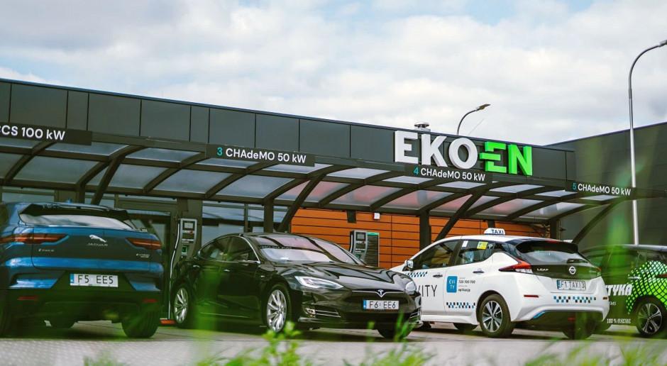 Rozwój elektromobilności w Polsce opiera się na trzech miastach