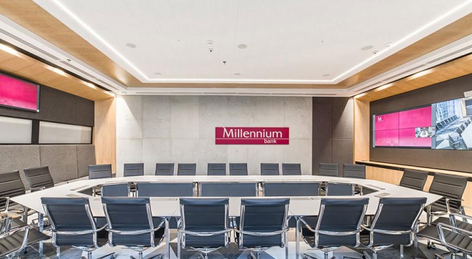 Bank Millenium inwestuje w energooszczędne oświetlenie