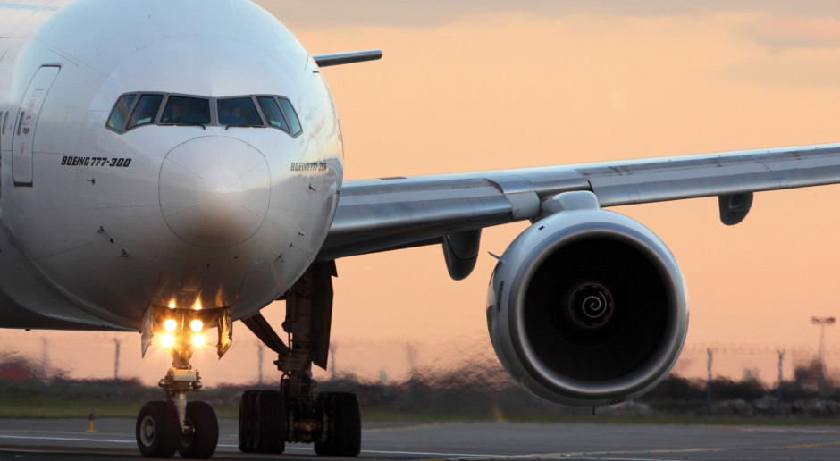 Boeing 777 lądował awaryjnie w Moskwie