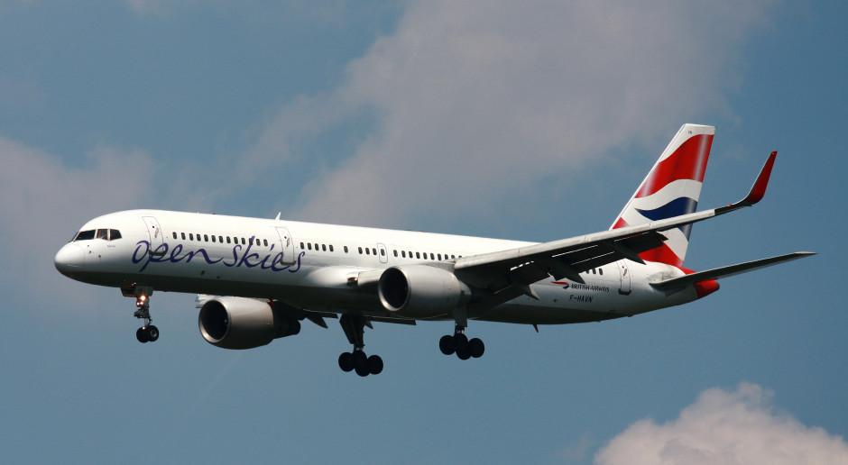 Właściciel British Airways z rekordową stratą