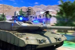 Bundeswehra wyposaży Leopardy w izraelski system ochrony. Polskie czołgi wciąż czekają