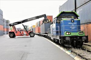 PKP Cargo ze stratą w pierwszym kwartale, ale mniejszą niż rok wcześniej