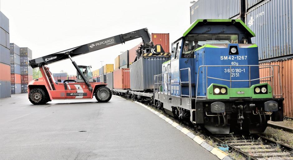 Spółka PKP Cargo pomoże w eksporcie ziemniaków za granicę