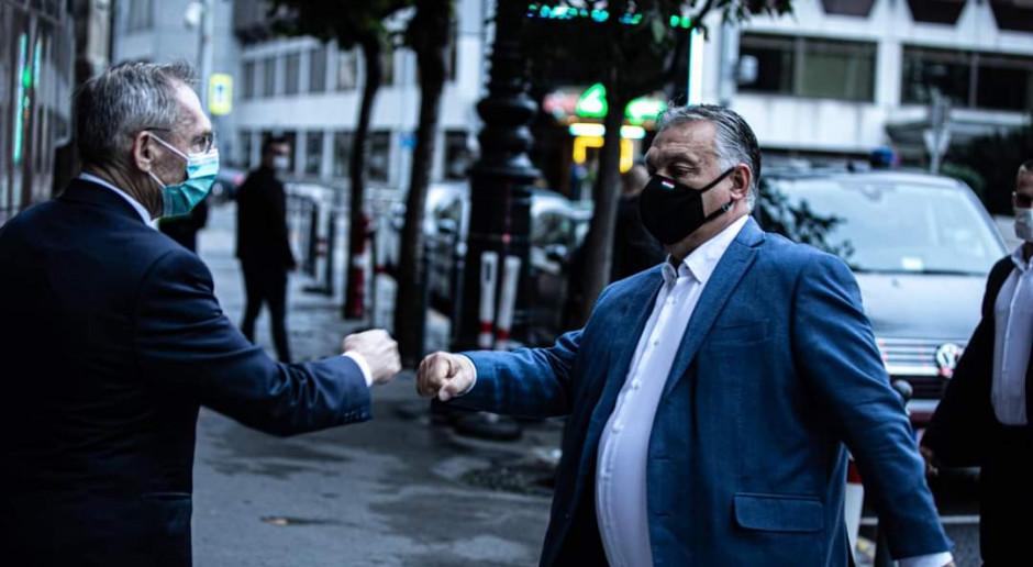 Węgry: Premier Orban zaszczepiony chińskim preparatem