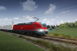 Nowe mocne lokomotywy dla DB Cargo Polska