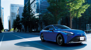 Toyota wprowadza wodorowe auta do Polski, bo będzie je już gdzie tankować