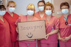 Ponad 9 milionów złotych na walkę z COVID-19. Gdańska firma podsumowała akcje