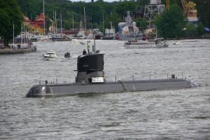 Niespodziewana zamiana miejsc. Fregaty zamiast okrętów podwodnych
