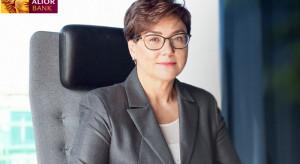 Iwona Duda może stanąć na czele Alior Banku
