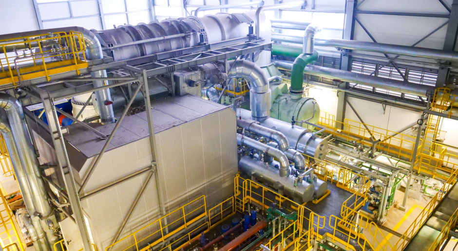 Energa zmodernizowała blok biomasowy w Elblągu. Wkrótce gaz i biomasa wyprą węgiel