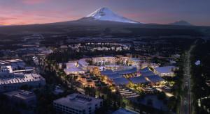 Toyota zbuduje inteligentne miasto u podnóża góry Fuji