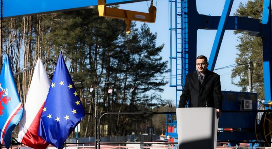 Świnoujście zostanie połączone z Polską. Startuje drążenie tunelu