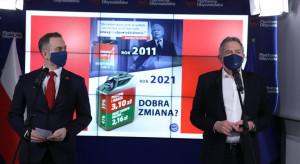 Opozycja chce wstrzymania fuzji Orlenu i Lotosu. Daniel Obajtek ostro odpowiada