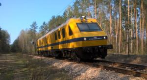 Kamery i lasery. Specjalny pociąg bada polskie tory