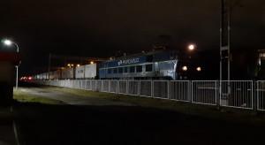 To był najcięższy w historii polskiego kolejnictwa pociąg kontenerowy