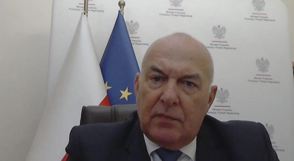 Kościński: Rada Ministrów przyjęła obiegowo Wieloletni Plan Finansowy