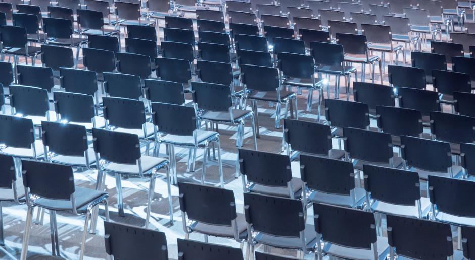 Ponad jedna trzecia firm z branży spotkań i konferencji rozważa zamknięcie