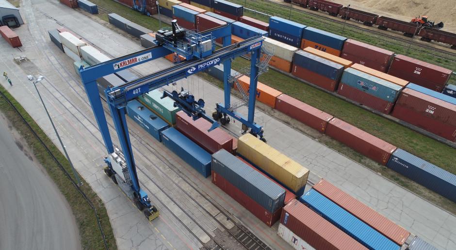 PKP Cargo wchodzi w konkurencję z tirami na trasie do Wielkiej Brytanii