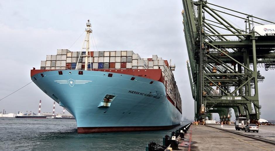 Maersk kupuje kontenerowce na metanol