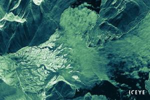 ICEYE pozyskał pierwsze zdjęcia z nowych satelitów