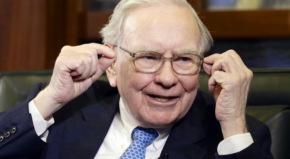 Warren Buffett przekroczył symboliczny próg bogactwa