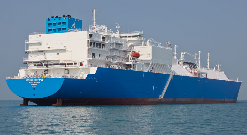 LNG ma problem, zaczyna brakować statków do jego przewozu