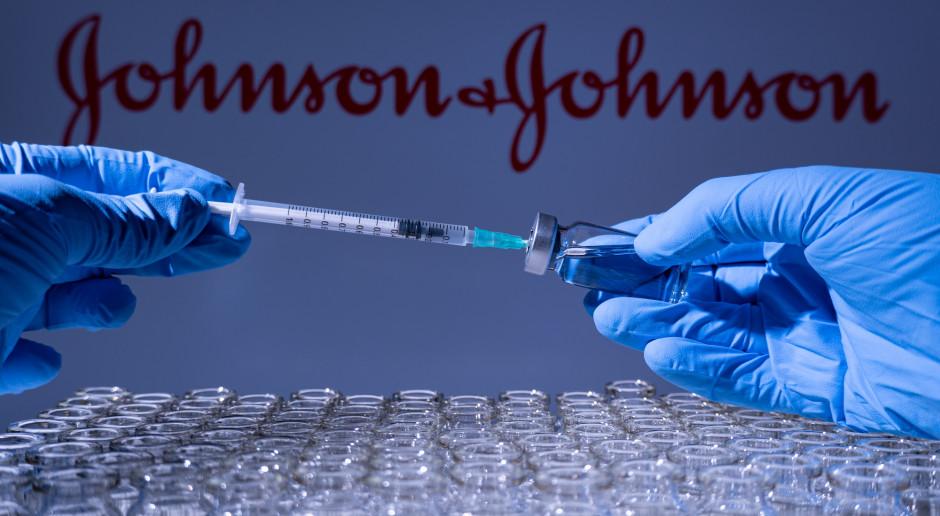Johnson & Johnson opóźnia wejście szczepionek na unijny rynek