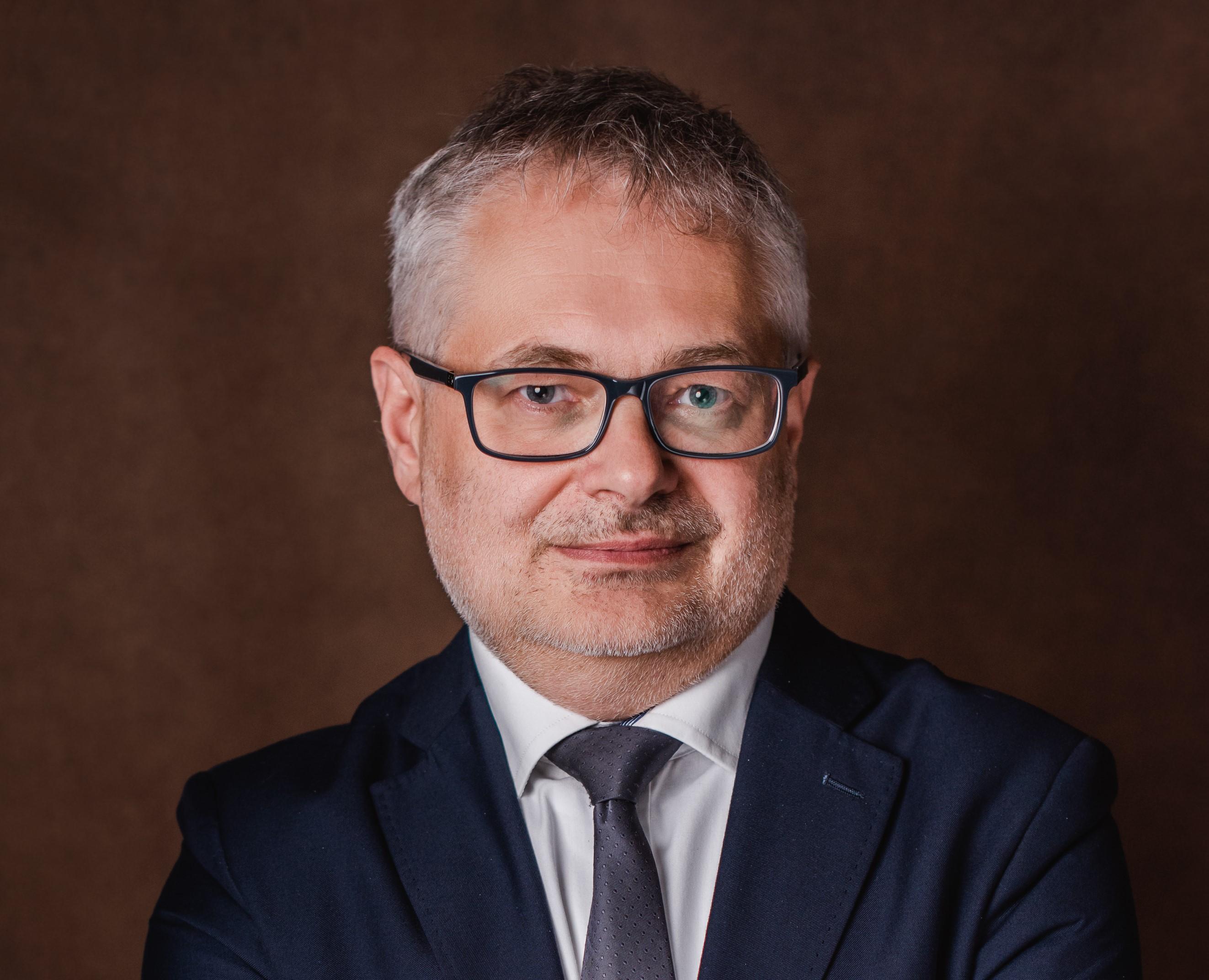 Artur Merchut, szef Biura Techniczno-Projektowego FPM