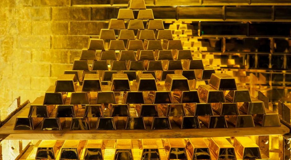 Coraz więcej złota w rezerwach Narodowego Banku Polskiego