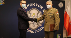 PCO z kolejnymi dostawami dla wojska