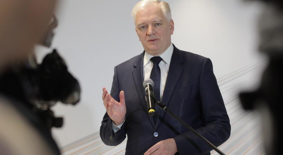 Gowin: Ponad 110 mld zł eksportu polskich firm w marcu to rekord