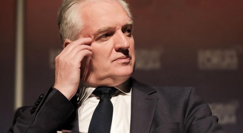 Polityka przemysłowa Polski. Jarosław Gowin pokazał plan
