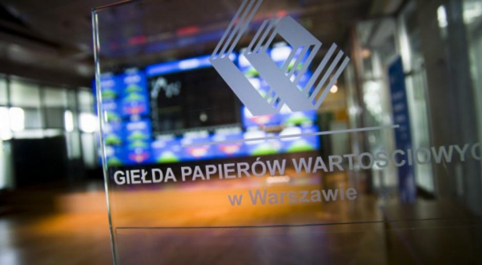 GPW: Indeksy w dół. Spadkom przewodziły spółki odzieżowe i Allegro