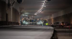 Ekspresowy tunel w Warszawie na ostatniej prostej