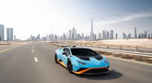 Koronawirus nie szkodzi Lamborghini