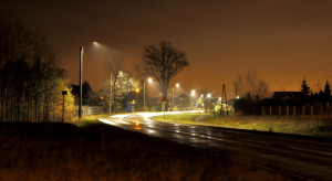 Nowe realizacje Enei Oświetlenie zwiększają bezpieczeństwo na drogach